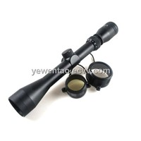 3-9X40 Mil-DOT Deer Free Mounts Hunting Rifle Scope Night Vision Scope