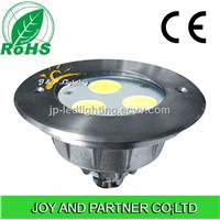 9W Recessed LED Swimming Pool Light ,IP68,CE
