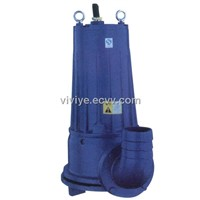 AS WITH CUTTING DEVICES DIVING SEWAGE PUMP SERIES