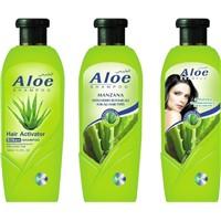 Adhesive hair gel label