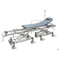 Aluminum-Alloy Medical Exchanging Trolley Model  LYJ