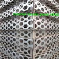 Audi decorative outwall galvanized sheet/Aluminium Audi decorative outwall