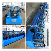 Automatic C,Z Purlin Roll Forming Machine With Hydraulic Station