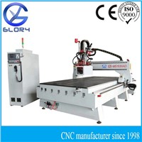 CNC Router Machine with Circle Auto Tool Changer
