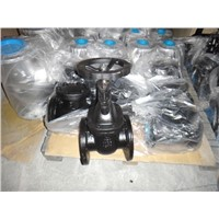 DIN3352-F4 Cast Iron Gate Valve(Non Rising Stem)
