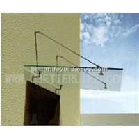 Glass Door Awning Window Awning Porch Window Canopy DIY Awning Marquee Canopy CN