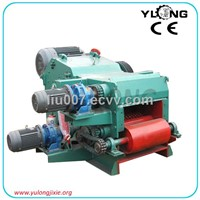 Drum wood chipper for hot sale