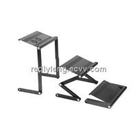 Economical and Practical Folding Aluminium Computer Table