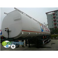 Fuel Semi trailer tanker  ADR 45000 liters China
