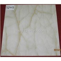 Full Polished Glazed Floor Tile ,600*600*10mm 3D013