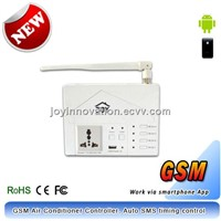 GSM Air Conditioner Controller (A20G), support quad band, SMS timing control via smartphone APP