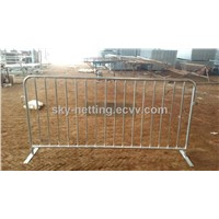 Galvanized Tube Crowd Control Barriers (Anping Manufacturer)