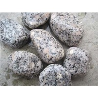 Grey Color Granite Pebble