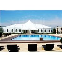High peak wedding tent manufacturer
