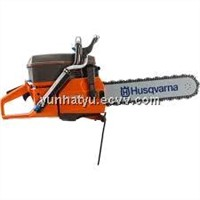 Husqvarna 6.1 HP Diamond Chain Saw with Bar