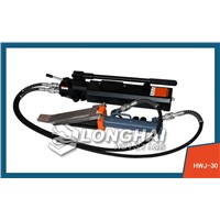 Hydraulic Wedge Jack
