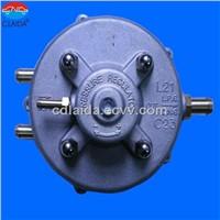 LPG sequential reducer vaporator