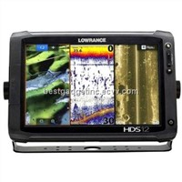 "Lowrance HDS-12 Marine Chartplotter - 12"" - Touchscreen, Fish Finder"