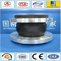 NBR rubber material detachable joints for pipe