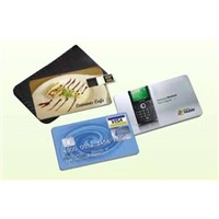 Name Card USB Memory Stick 2GB
