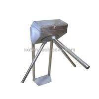 Passenger Control Small Tripod Turnstile for Bus Entrance Gate