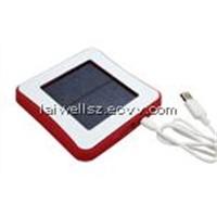Portable 1800mAh Solar Charger LW-SC1800A