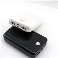 Portable Travel Charger Mobile Power Supply 12000mah iPhone Accessories