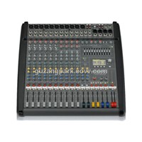 PowerMate 1000-3 powered mixing desk