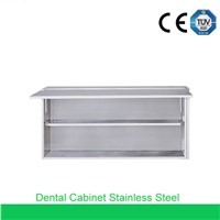 SSU-08 Stainless steel wall mounted medicine cabinet