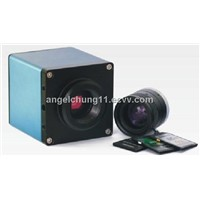 SS-9080C 1080P Industrial camera with 8 shifted crossline