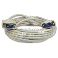 Sell DB9 Cable Female to Female RS232 Cable 9 Pin Female to Female Cable FF