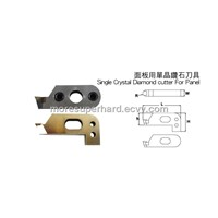 Single Crystal Diamond cutter For Panel
