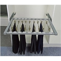 Soft Close Pull out Trousers Rack