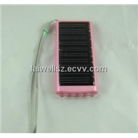 Solar Charger with LED LW-SC7860