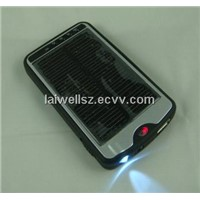 Solar Charger with LED Light LW-SC8900