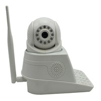 Sricam Latest Free Video Call P2P Wireless Portable Network Phone Security Camera
