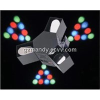 Stage Light LED Three Octopus Fish Light LED Effect Light