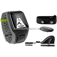 TomTom Multi-Sport HRM+CSS+AM GPS Watch