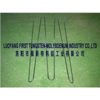Tungsten Heating Element for high-temperature furnaces