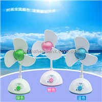 USB Adjustable speed fan with 3 pcs EVA fan blades