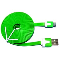 Universal Micrp 5Pin Noodle Data Sync Cable