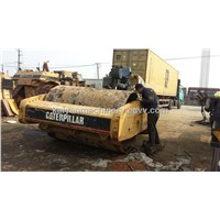 Used Caterpillar/CAT CS683E Road Roller in Good Condition
