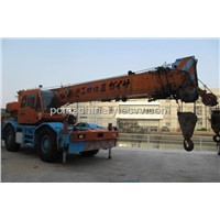 Used Kobelco RK250-3 Offroad Crane For Sale