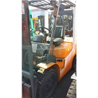 Used TCM 3ton Forklift FD30T6N in Good Condition