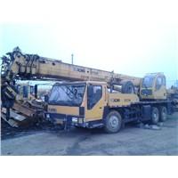 Used XCMG QY25K truck Crane / XCMG 25ton crane