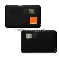 Visa Credit Card USB 2.0 Drive 512MB~32GB