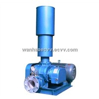 Waste water treatment air blower