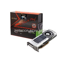 ZOTAC NVIDIA GeForce GTX TITAN Gaming Graphics Video Card GPU