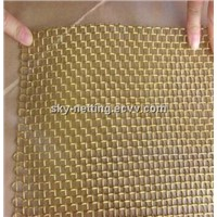 Anping Manufacturer 180 Mesh Brass Wire Mesh&Wire Cloth