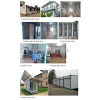 container type movable house